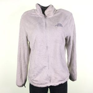 North Face Full-Zip Fleece Jacket DR00810 L